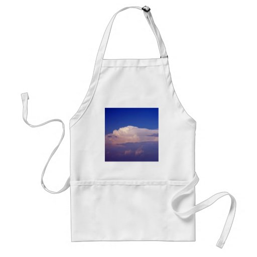 Sky A Storm In Sight Aprons