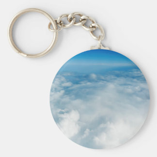 Sky Above And Below Key Chains