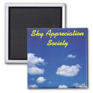 Sky Appreciation Society Fridge Magnets