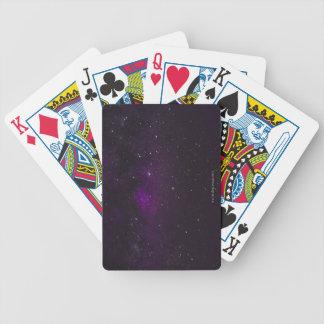 Sky at Night Poker Deck