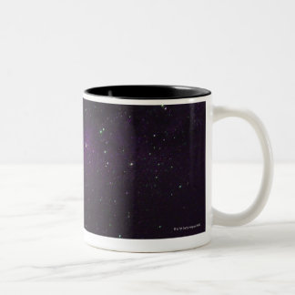 Sky at Night Two-Tone Coffee Mug