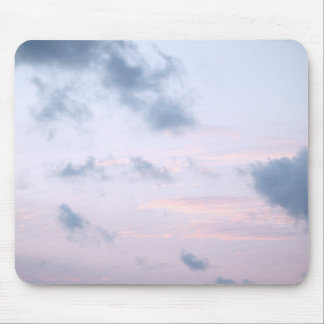 sky background mouse pad