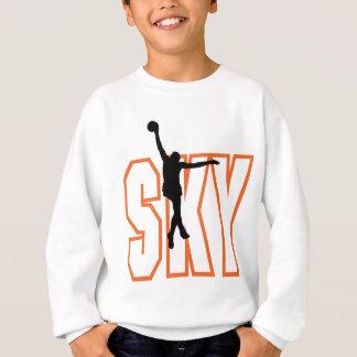 Sky Basketball Sweatshirt