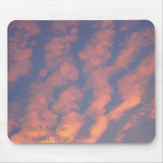 Sky before Ike Mouse Mat