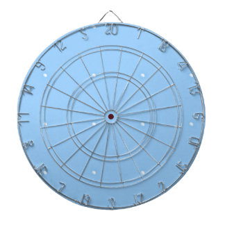 Sky Blue1 Dartboard