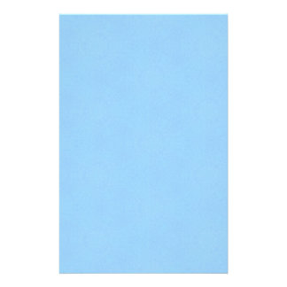 Sky Blue2 Custom Stationery