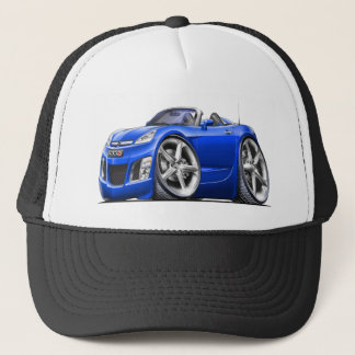 Sky Blue Car Trucker Hat