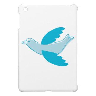 Sky Blue Dove iPad Mini Cover