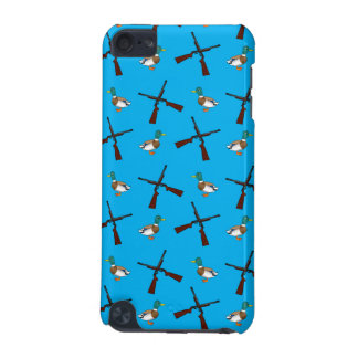 Sky blue duck hunting pattern iPod touch 5G case