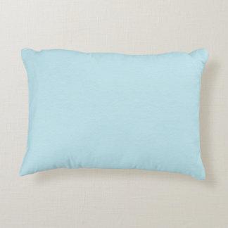 Sky Blue Eternal Reversible Decorative Cushion
