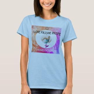 Sky blue freelancer! T-Shirt