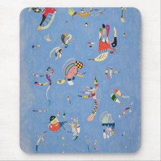 Sky Blue Mouse Mat