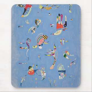 Sky Blue Mouse Pad