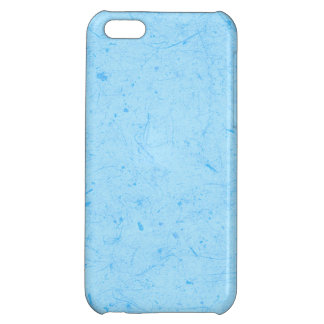 Sky Blue Papyrus iPhone 5C Covers