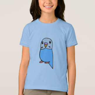 Sky Blue Parakeet Tee