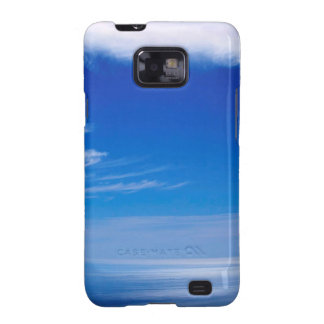 Sky Blue Sea Horizon Samsung Galaxy SII Cover
