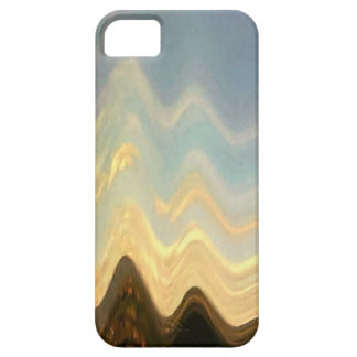 Sky Blur iPhone Case