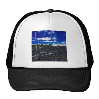 Sky Chain Of Craters Trucker Hat