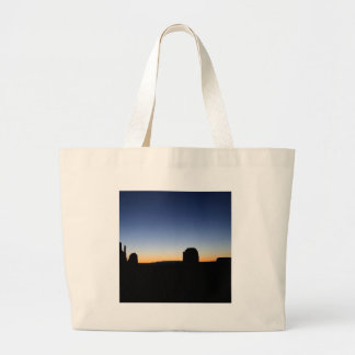Sky Colours Of Night Canvas Bag