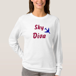 Sky Diva T-Shirt