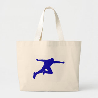 SKY DIVE DAILY TOTE BAGS