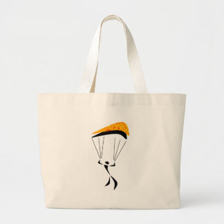 SKY DIVE SOME TOTE BAGS