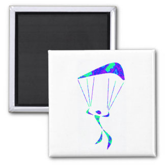SKY DIVE SYSTEMS SQUARE MAGNET