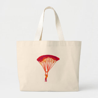 SKY DIVE TRUTH CANVAS BAGS