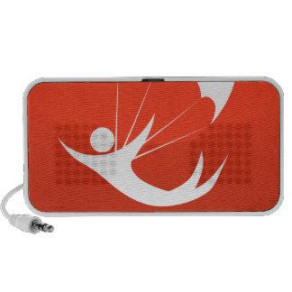 Sky Diver Icon Mp3 Speakers