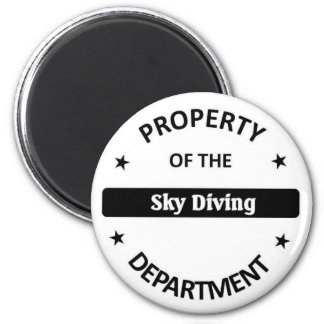 Sky Diving Magnets