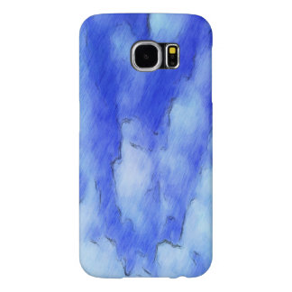 sky drawing samsung galaxy s6 cases