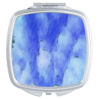 sky drawing vanity mirror