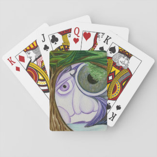 Sky Eyes Art Deck of Playing Cards