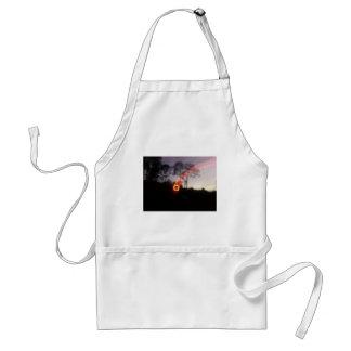 sky falling standard apron