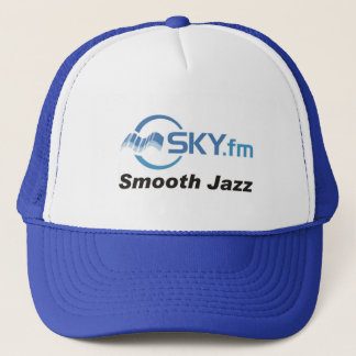 Sky.fm Smooth Jazz Baseball Cap