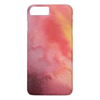 Sky Galaxy Fire Sunset Phone Case