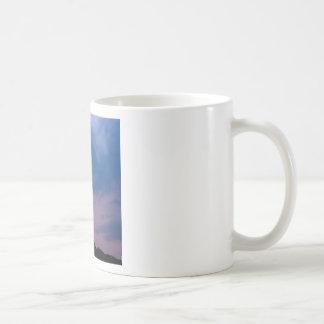 Sky Gloomy Purple Setting Mugs