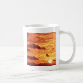 Sky Golden Glow Mug