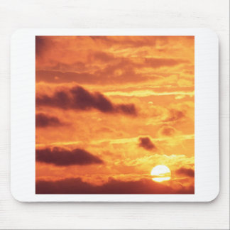 Sky Golden Glow Percy Warner Tennessee Mouse Pads