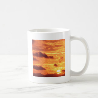 Sky Golden Glow Percy Warner Tennessee Mug