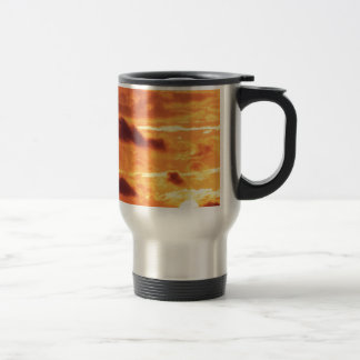 Sky Golden Glow Percy Warner Tennessee Mug