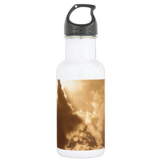 Sky Golden Glow Shines 532 Ml Water Bottle