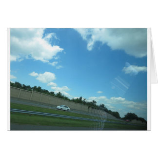 SKY Green Nature NewJersey CherryHill USA scenery Greeting Card