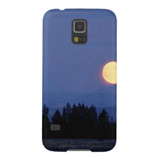 Sky Harvest Moon Wyoming Galaxy Nexus Cases
