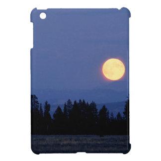 Sky Harvest Moon Wyoming iPad Mini Case