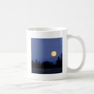 Sky Harvest Moon Wyoming Mug