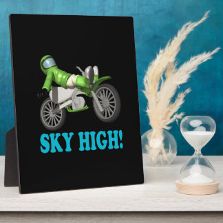 Sky High 2 Display Plaques
