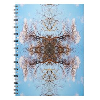 Sky High Custom Notebook