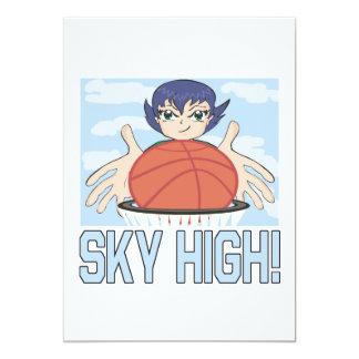 Sky High Invite