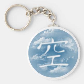 Sky Kanji Keychain